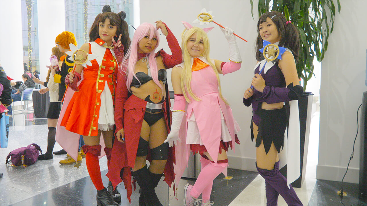 Anime Los Angeles In Ontario Follow Japan